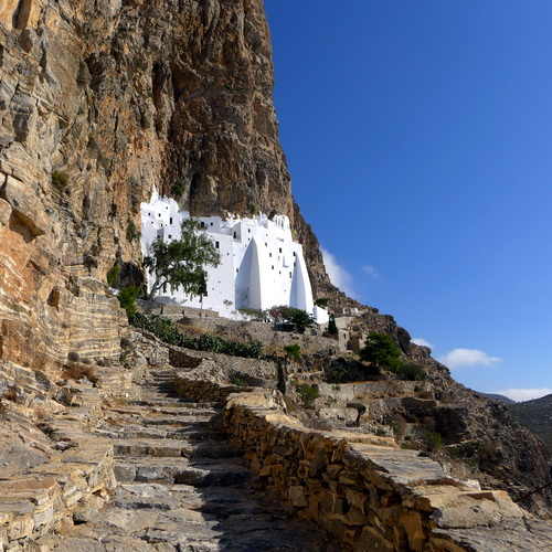 circuit cyclades 10 jours - Amorgos