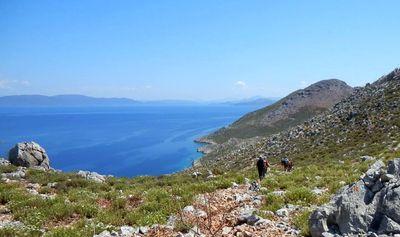 Randonnée à Karpathos