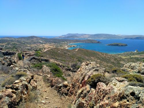 séjour de randonnée en Grèce avec une équipe locale