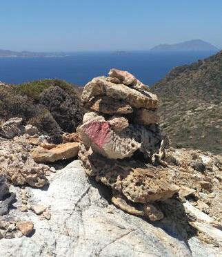 Kimolos - randonnée dans les Cyclades en octobre