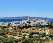 Cyclades occidentales, une destination de randonnée