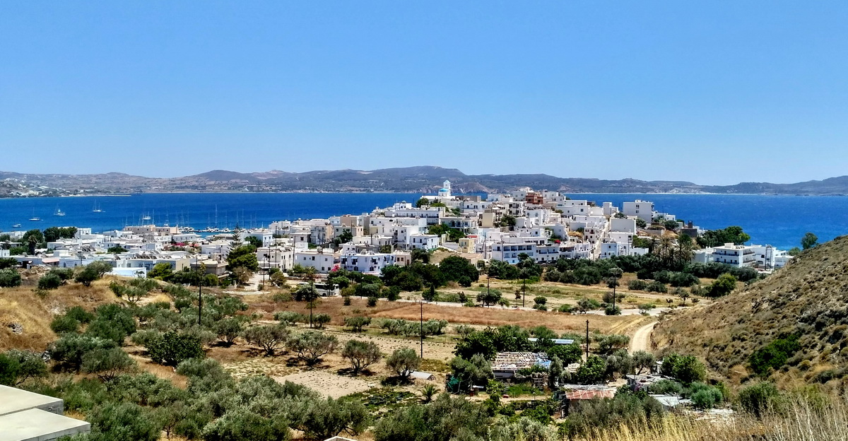 Cyclades occidentales, une destination de randonnée