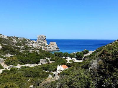 Randonnée à Karpathos dans le Dodécanèse