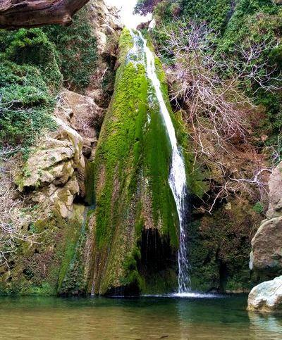 Randonnée dans les gorges de Richtis en Crète de l'Est