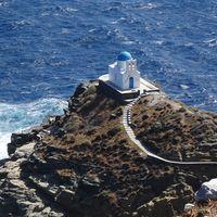 Randonnée à Sifnos dans les Cyclades occidentales