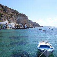 Séjour de randonnée dans les Cyclades, Milos, Klima