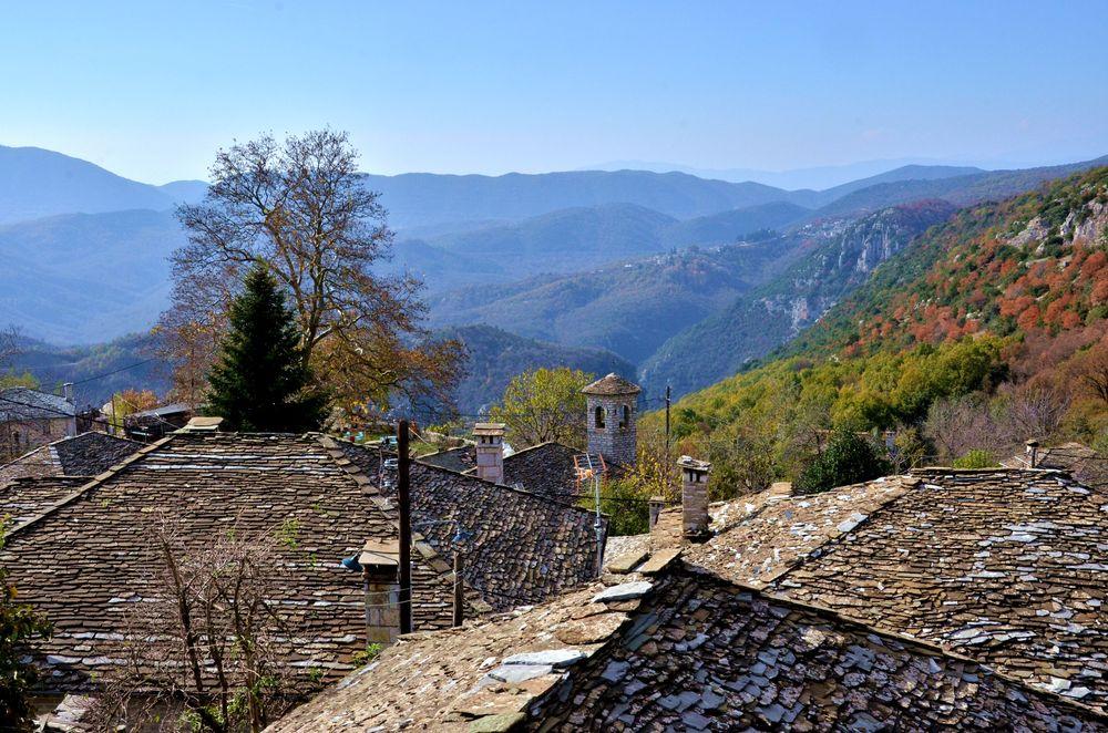 Randonnée dans les Cyclades occidentales: paysage à Kimolos
