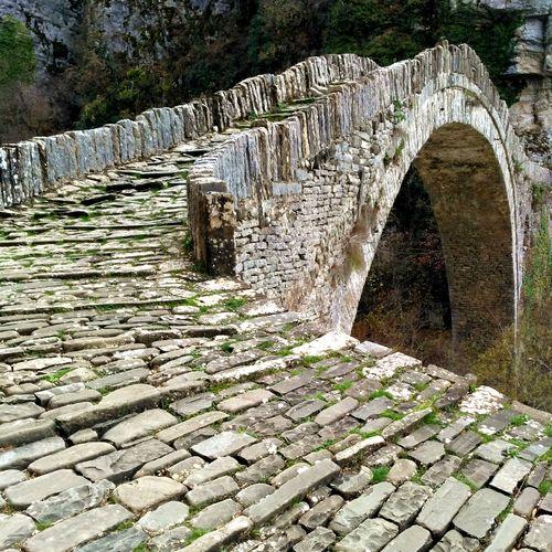 Circuit de randonnée Épire et Météores : les ponts en pierre de Zagorochoria