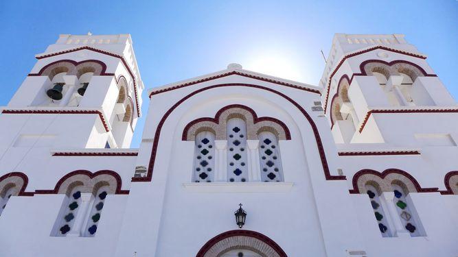 Randonnée à Amorgos, Thalaria