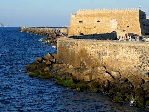 Randonnée en Crète : Héraklion