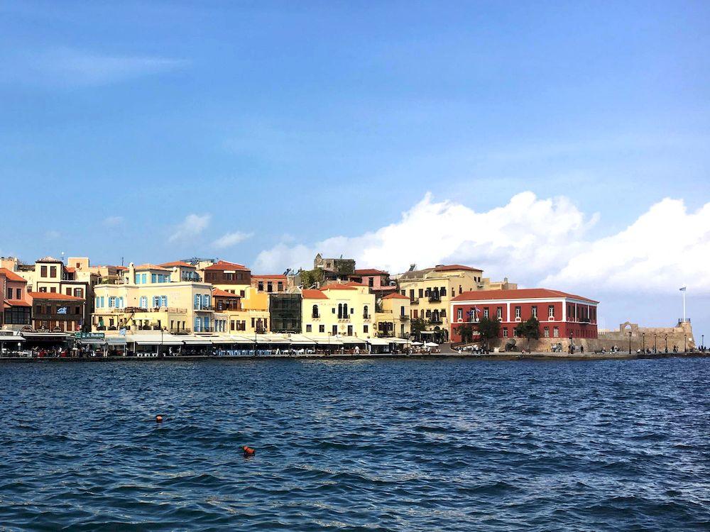 Randonnée en Grèce, Crète, Chania