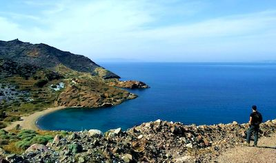 Circuit Cyclades Occidentales - Sifnos et Kimolos