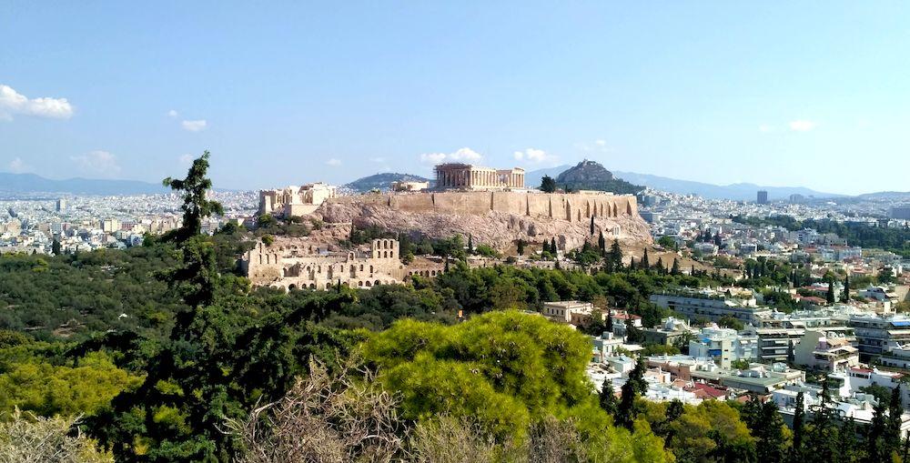 Circuit de randonnée Sifnos et Kimolos : départ d'Athènes