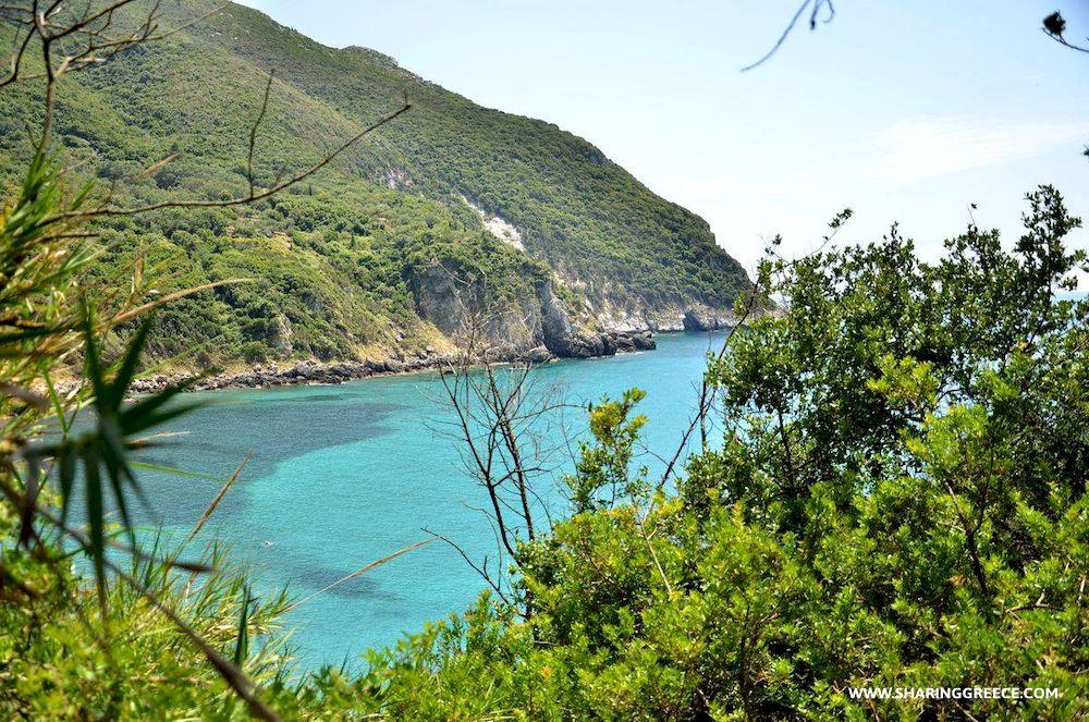 Randonnée en Grèce avec Sharing Greece, Corfou