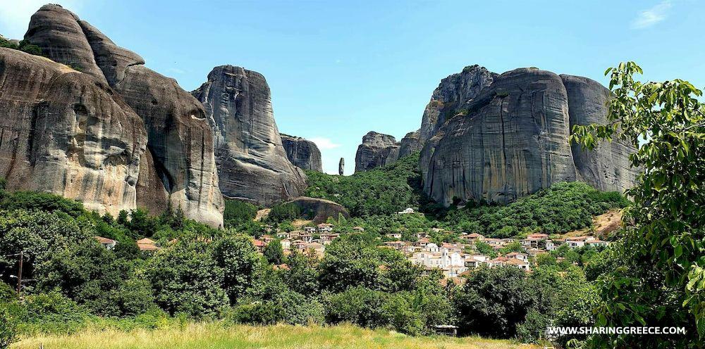 Randonnée en Grèce avec Sharing Greece, Météores, Kastraki
