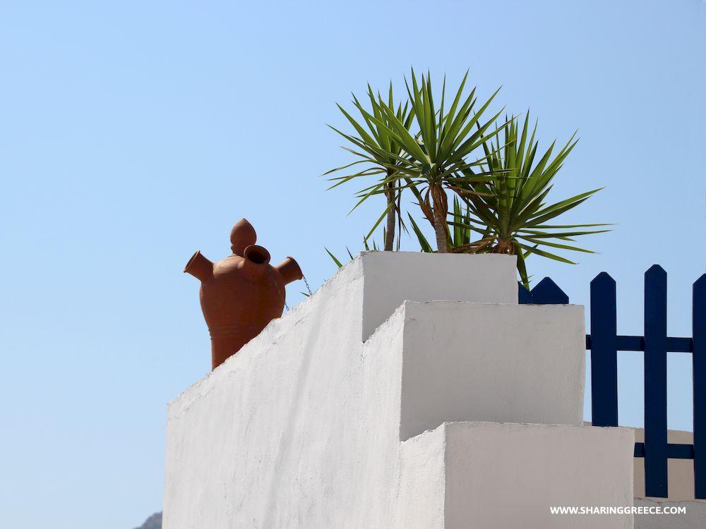 Randonnée en Grèce avec Sharing Greece, Cyclades, Sifnos, céramiques traditionnelles