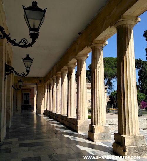 Circuit de randonnée en Grèce, Épire Météores et Corfou, visite de la vieille ville de Corfou