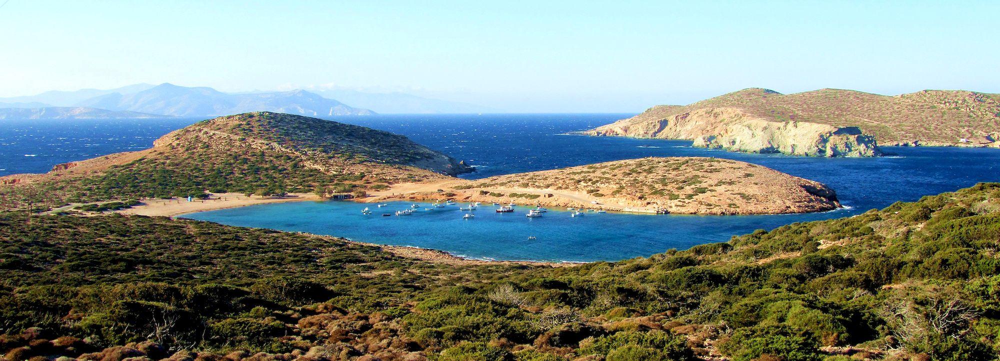 Randonnée en Grèce avec une agence locale